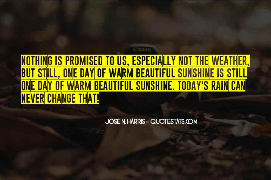Quotes About Weather Rain #902021