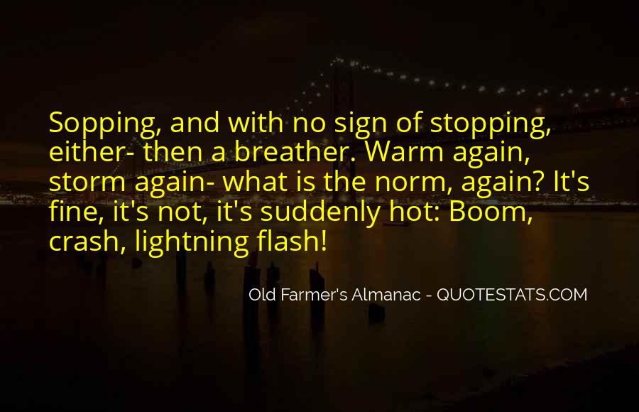 Quotes About Weather Rain #978771
