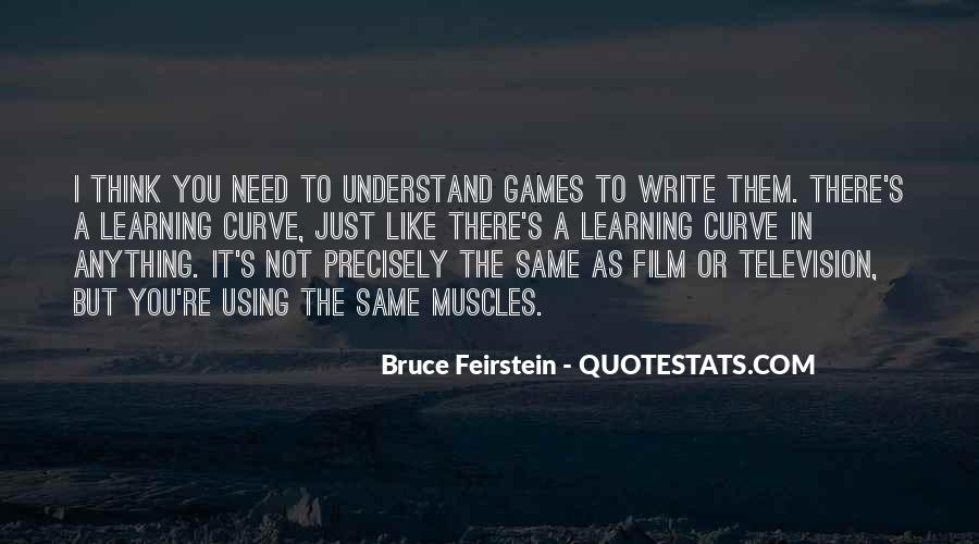 Quotes About Learning Through Games #1877212