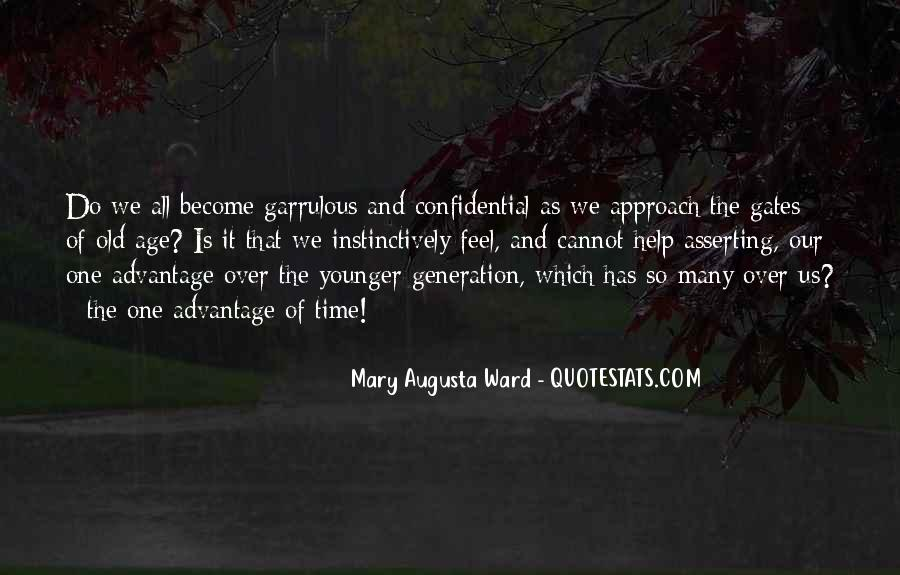 Quotes About Younger Generations #1231492
