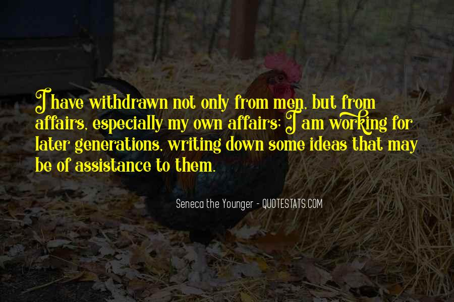 Quotes About Younger Generations #1281435