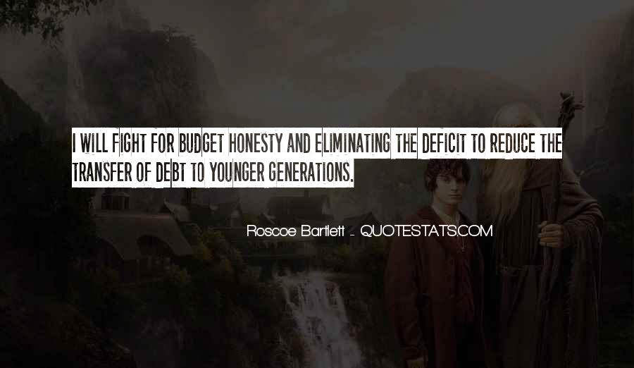 Quotes About Younger Generations #460410