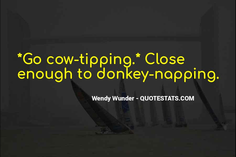 Quotes About Tipping #1426235