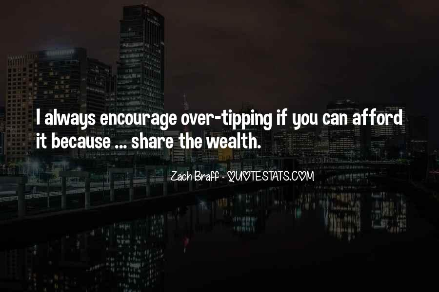 Quotes About Tipping #562062