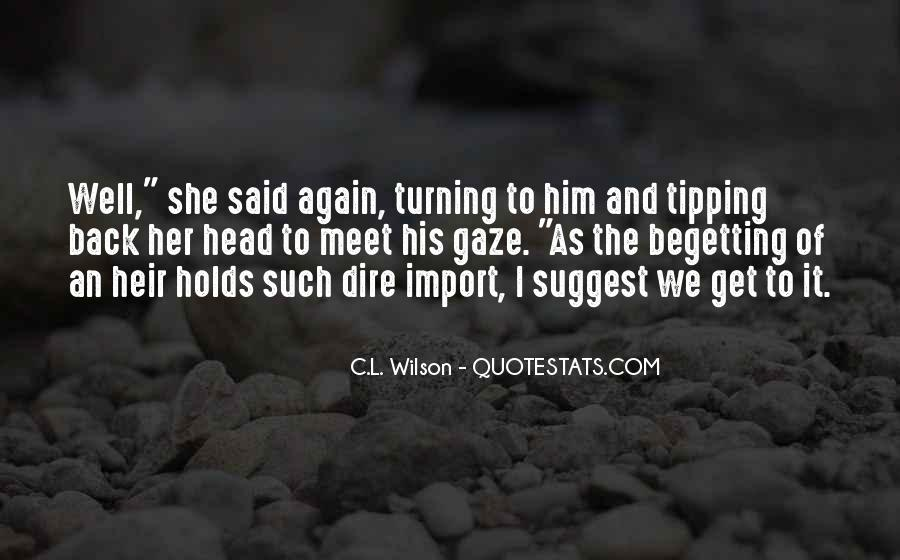 Quotes About Tipping #864988