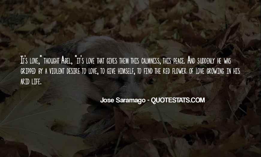 Quotes About Violent Love #1150083