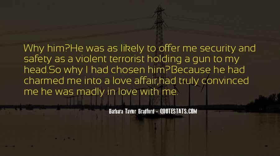 Quotes About Violent Love #1185968