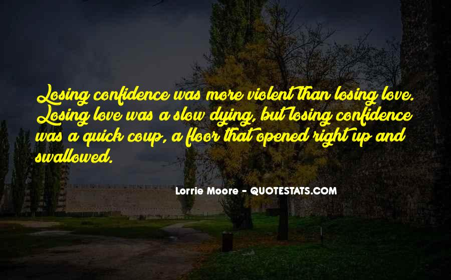 Quotes About Violent Love #1405860