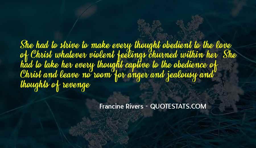 Quotes About Violent Love #1449774