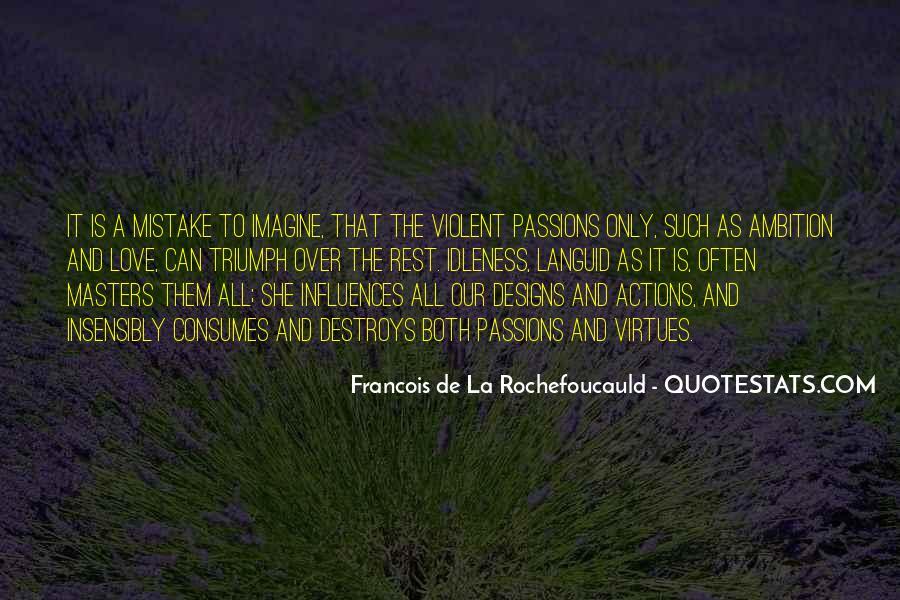 Quotes About Violent Love #1453802