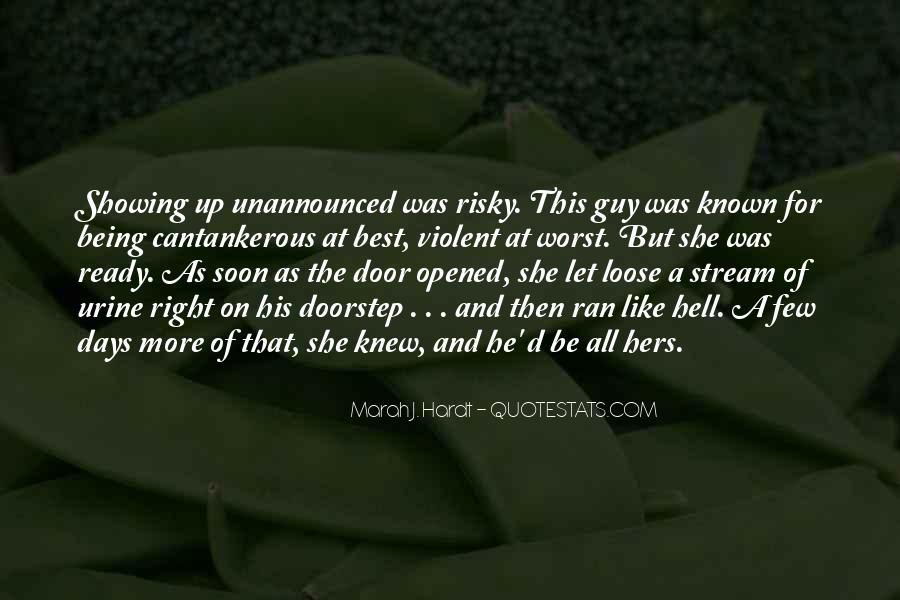 Quotes About Violent Love #1780617