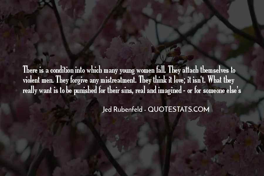 Quotes About Violent Love #1786595
