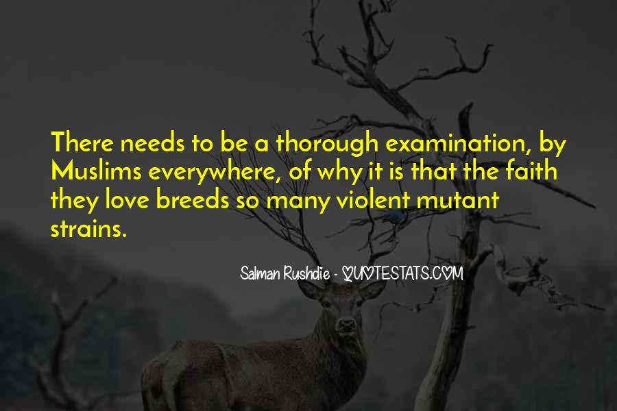 Quotes About Violent Love #1787880