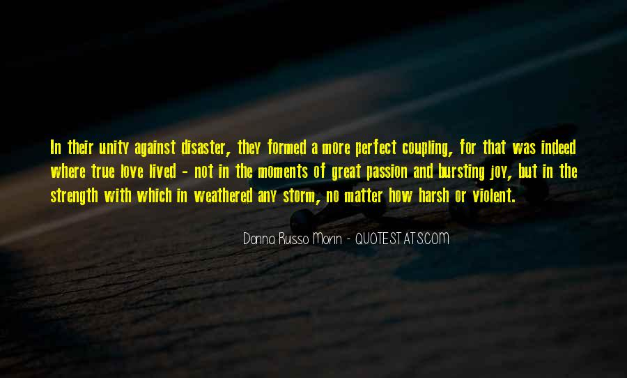 Quotes About Violent Love #702722