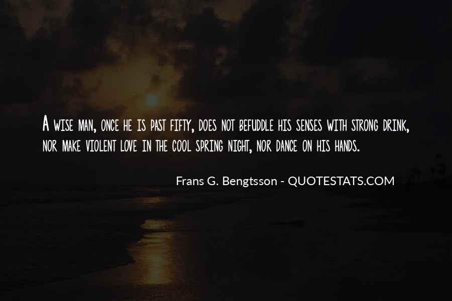 Quotes About Violent Love #773817