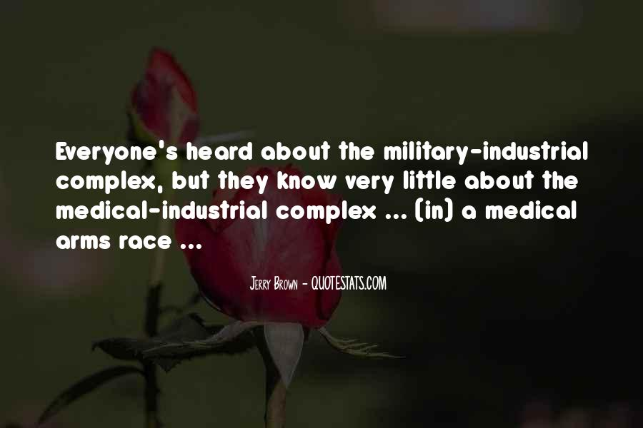 Quotes About Arms Race #813822