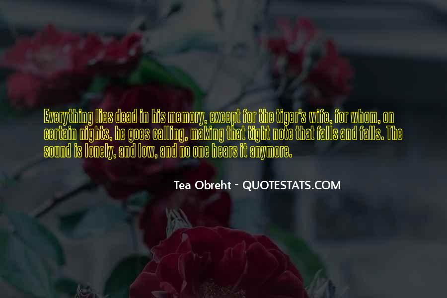 Quotes About Lonely Nights #843000