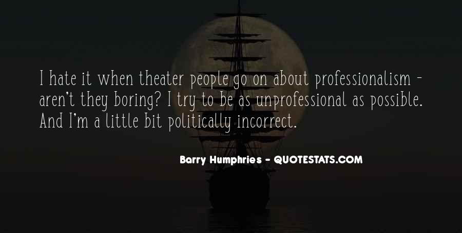 Quotes About Politically Incorrect #1425491