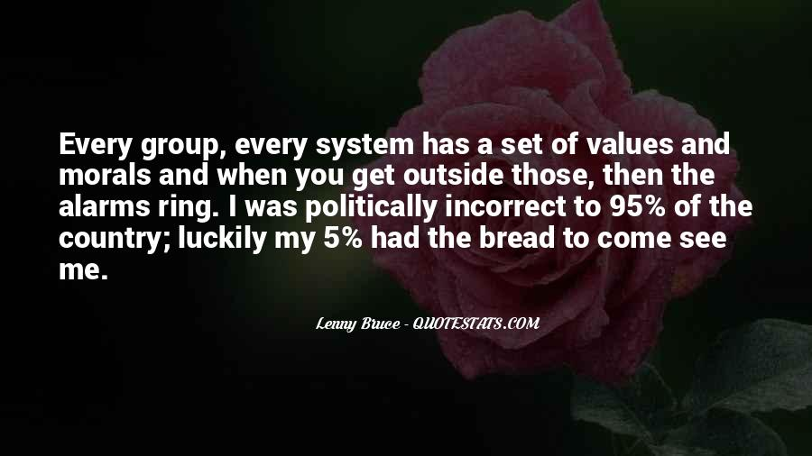 Quotes About Politically Incorrect #233469