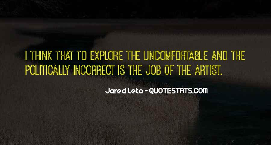 Quotes About Politically Incorrect #741784