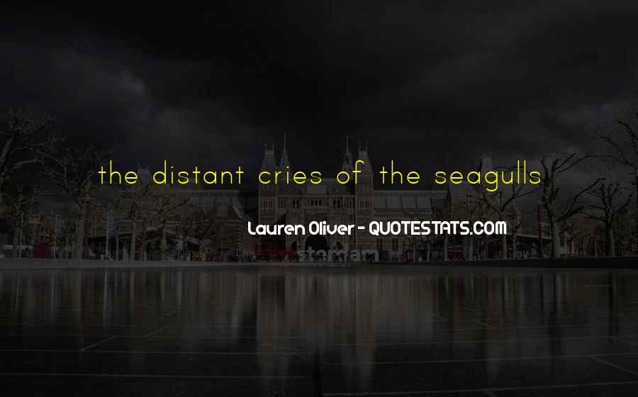 Quotes About Seagulls #1588256
