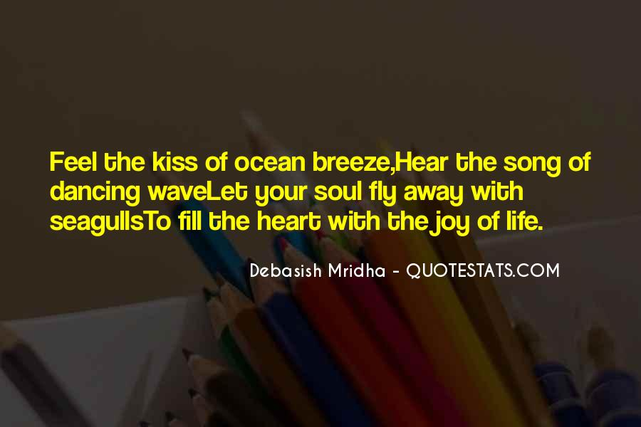 Quotes About Seagulls #1850920