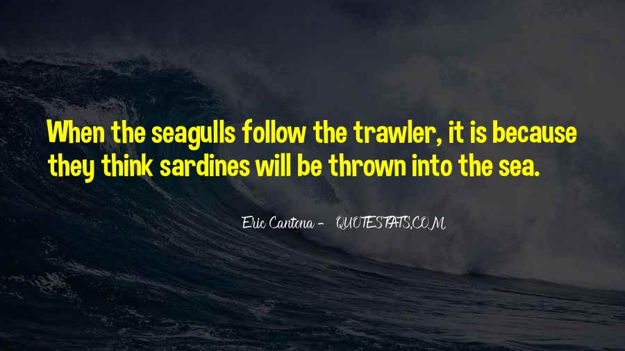 Quotes About Seagulls #326120