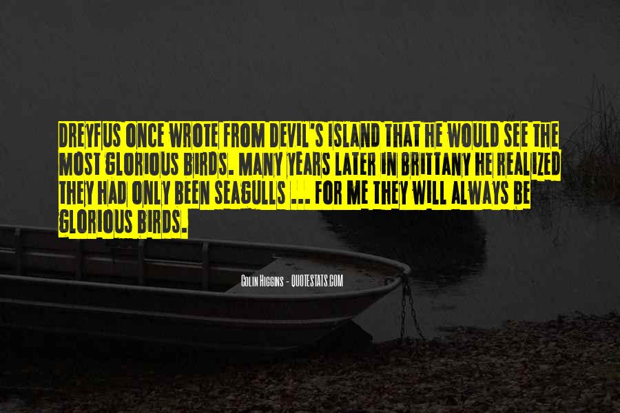 Quotes About Seagulls #333250