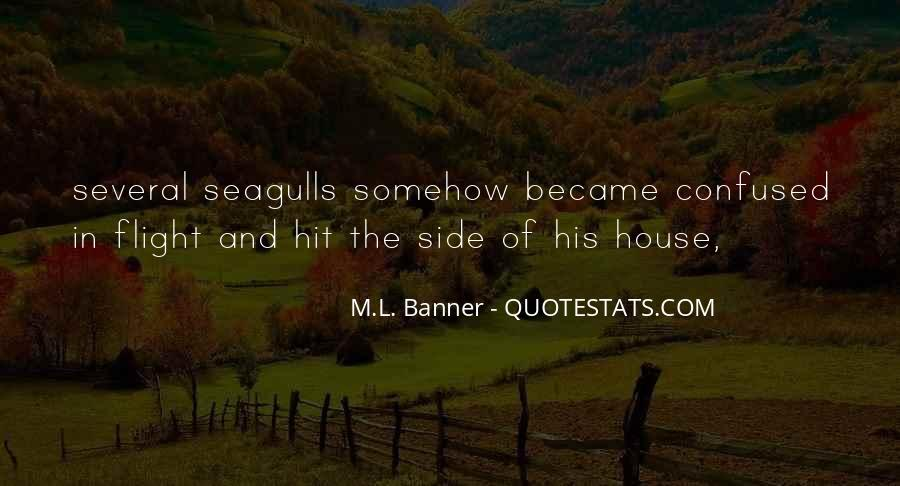 Quotes About Seagulls #48619