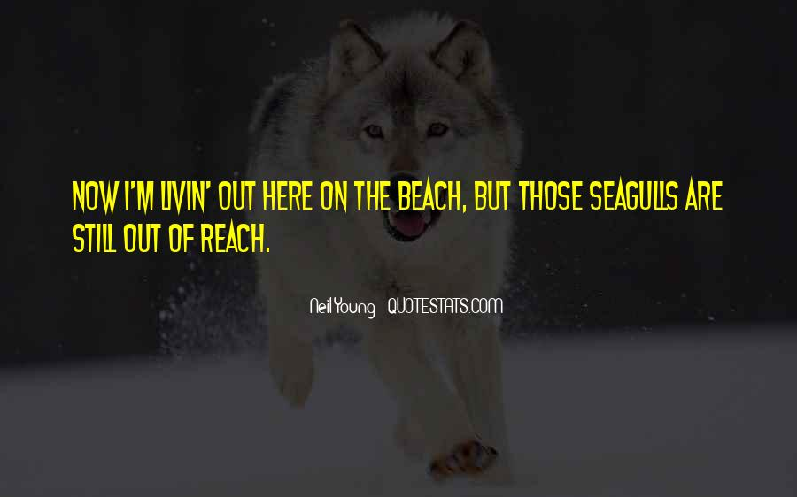 Quotes About Seagulls #623170