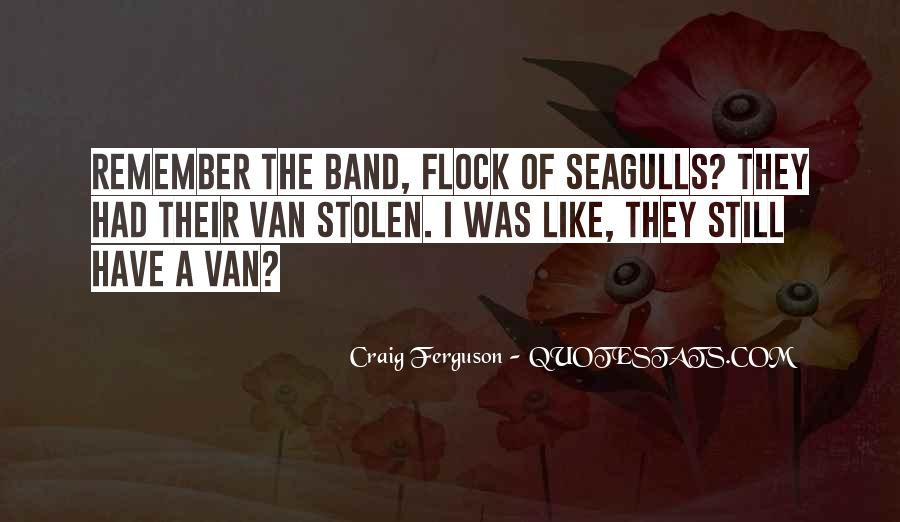 Quotes About Seagulls #844741