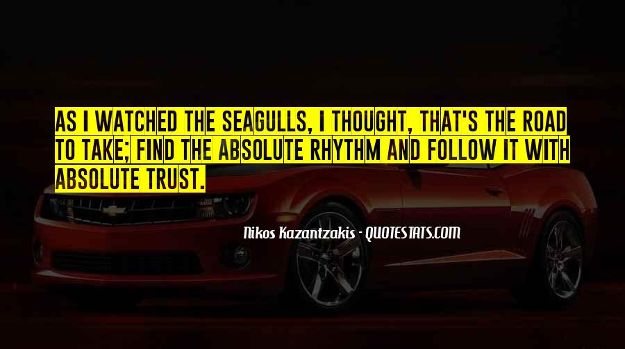 Quotes About Seagulls #917304