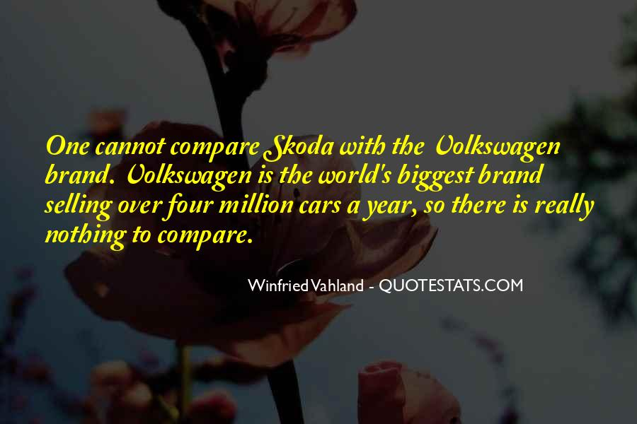Quotes About Skoda #695594
