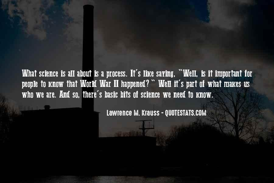 Quotes About What Happened To Us #319452