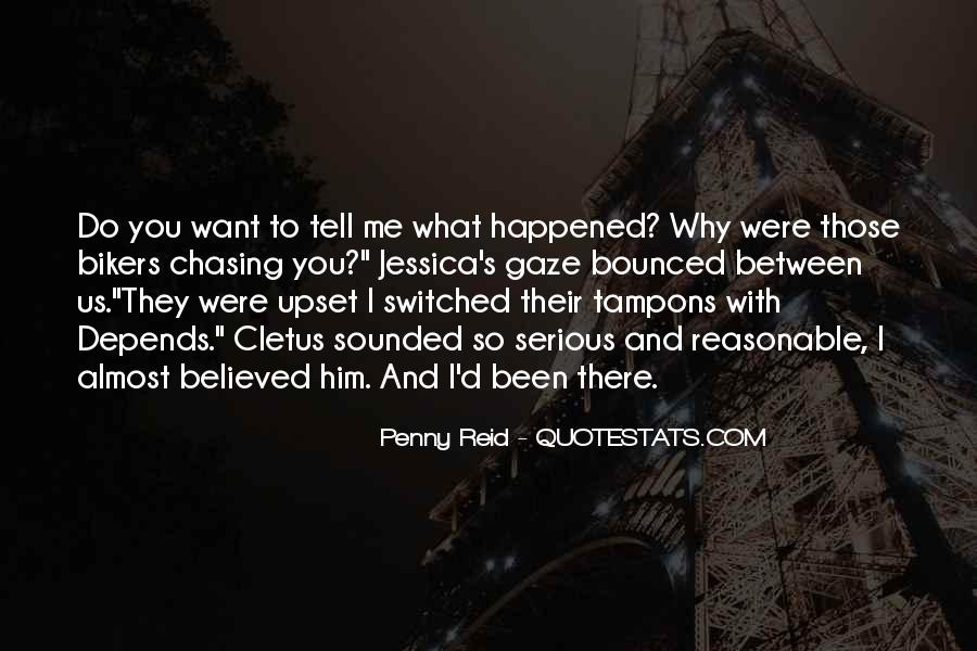 Quotes About What Happened To Us #433664