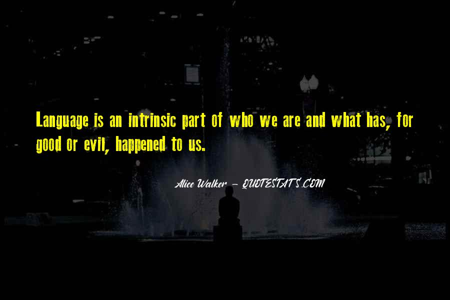 Quotes About What Happened To Us #833261