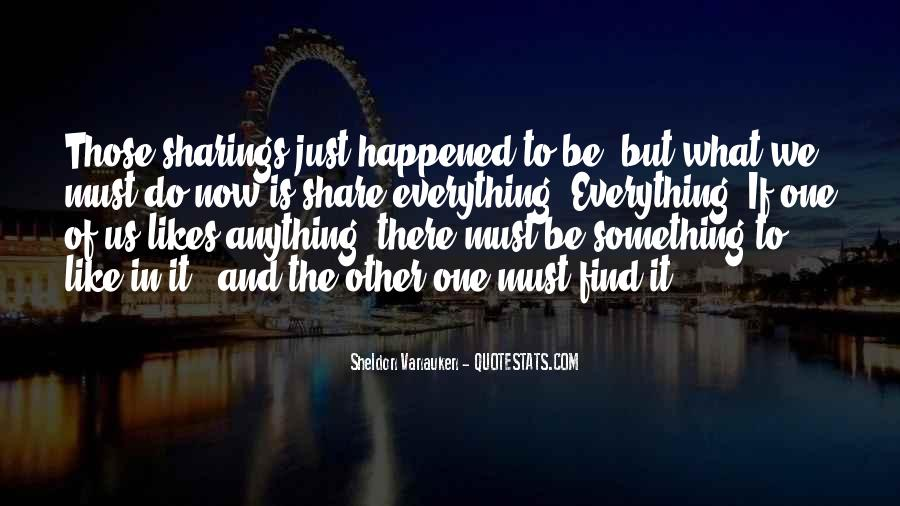 Quotes About What Happened To Us #899108