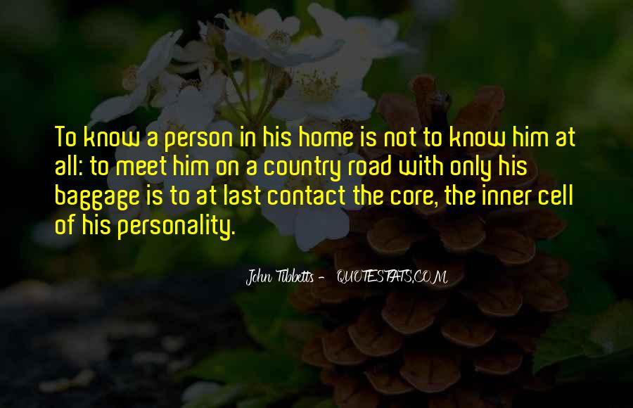 Quotes About Country Home #196606