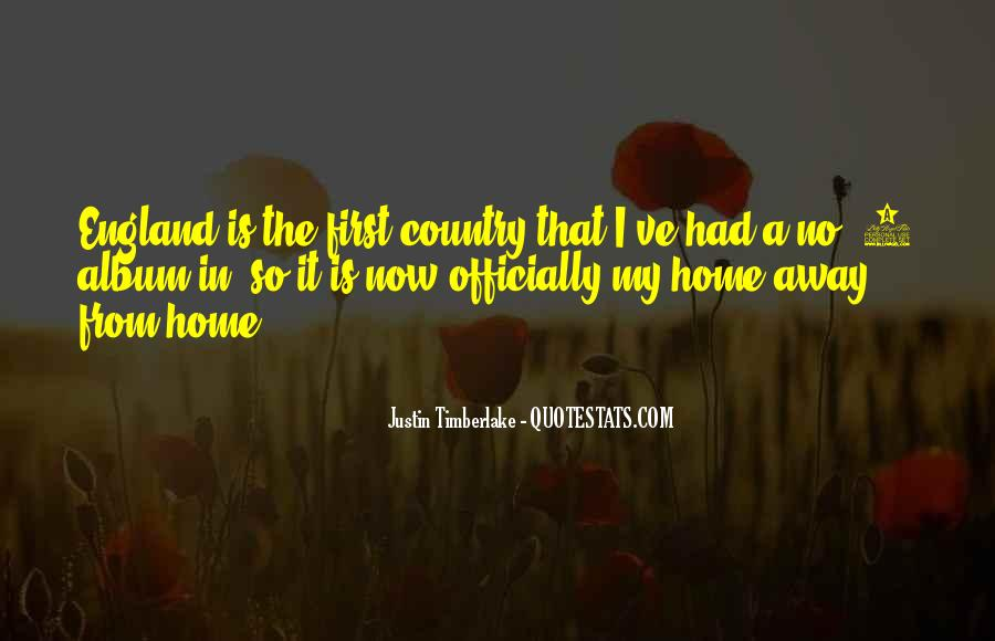 Quotes About Country Home #206038