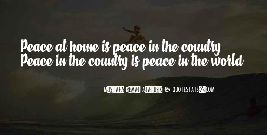 Quotes About Country Home #429127