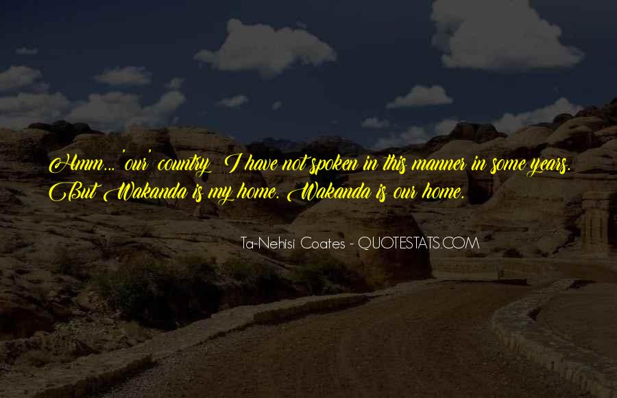Quotes About Country Home #470404