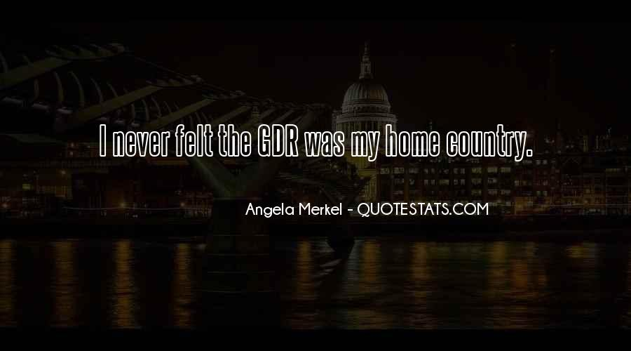 Quotes About Country Home #471705