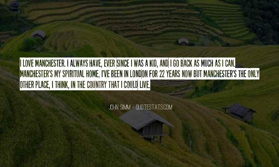 Quotes About Country Home #548423