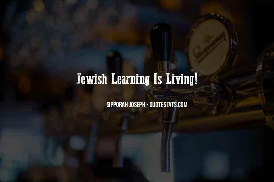 Quotes About Learning Torah #763965