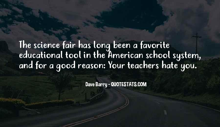 Quotes About Science Teachers #163412