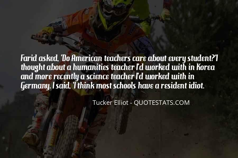 Quotes About Science Teachers #1869426