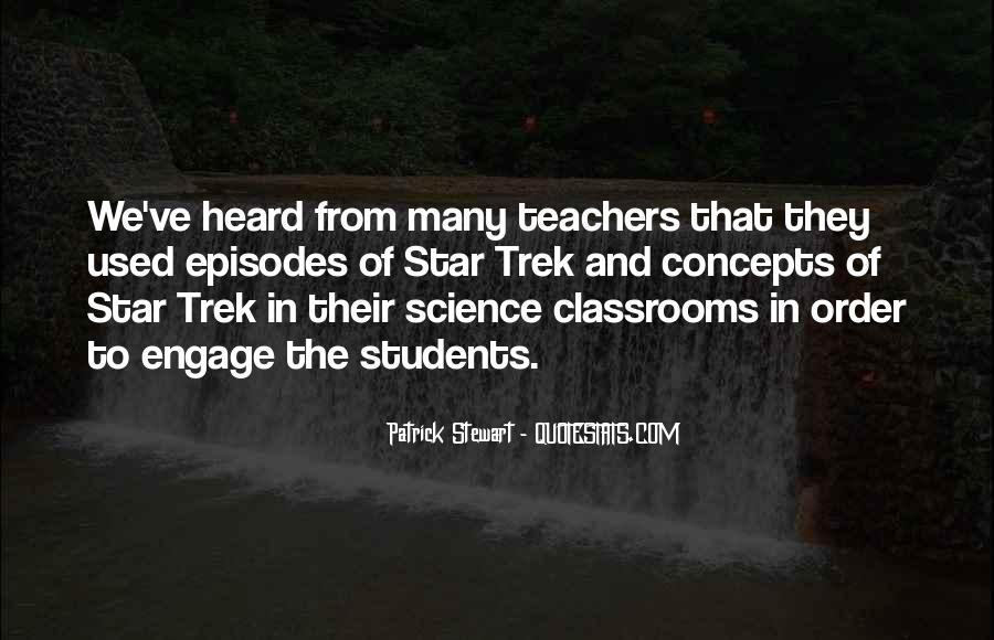 Quotes About Science Teachers #373444