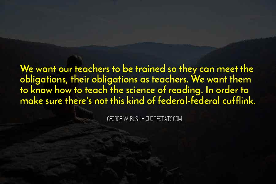 Quotes About Science Teachers #402037
