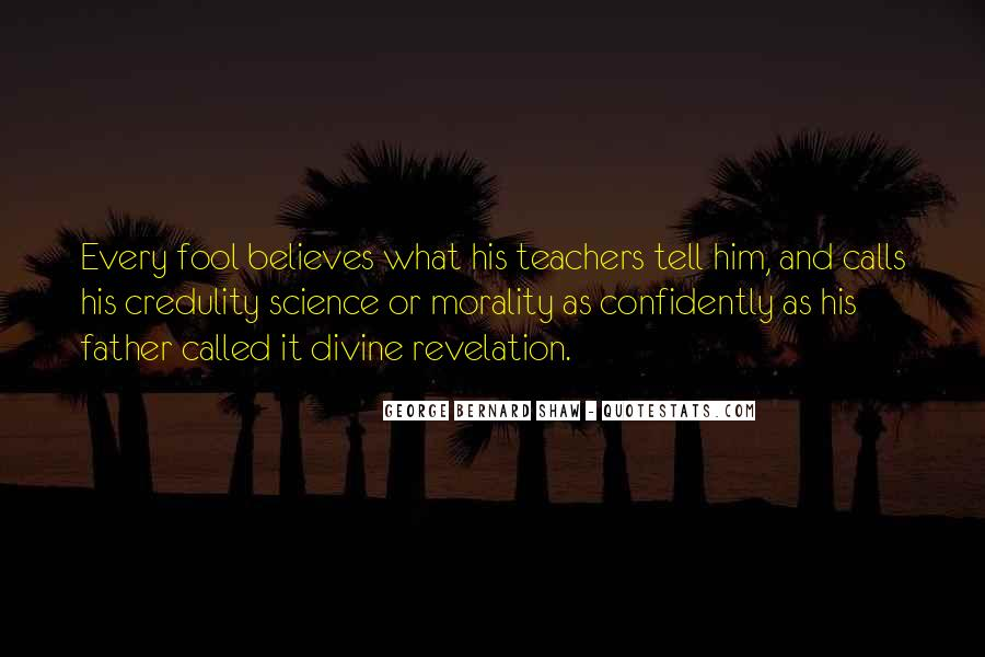 Quotes About Science Teachers #658349