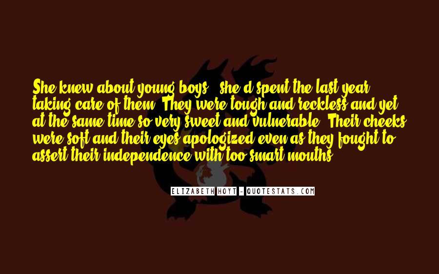 Quotes About Young Reckless #245268